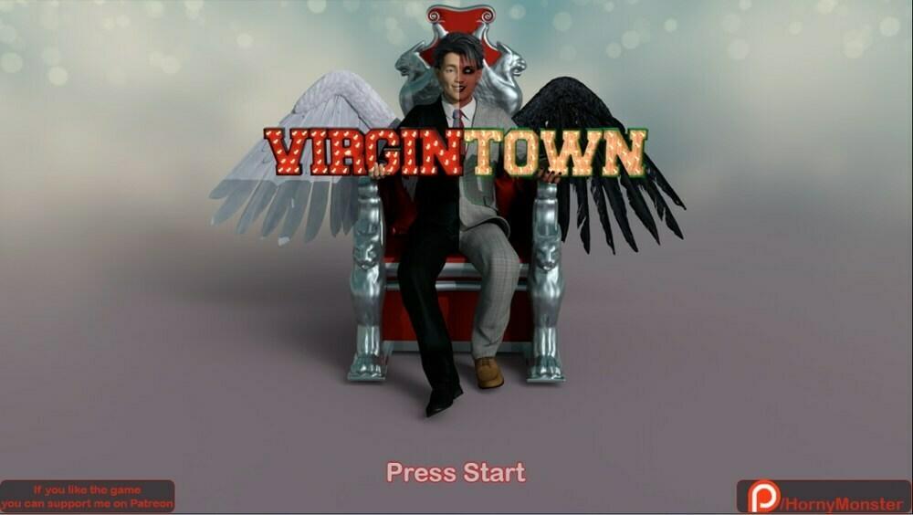Virgin Town - Version 0.11b - Update