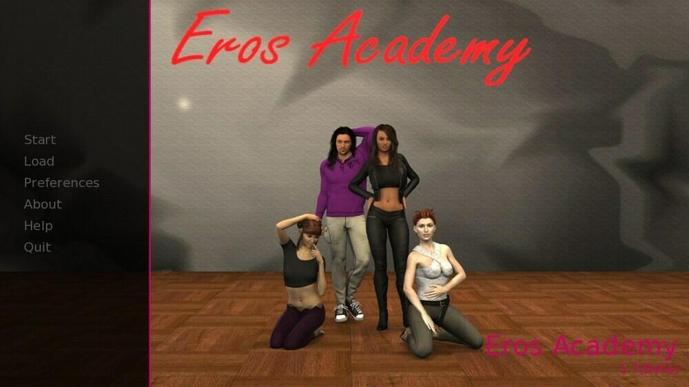 Eros Academy - Version 1.7 - Update