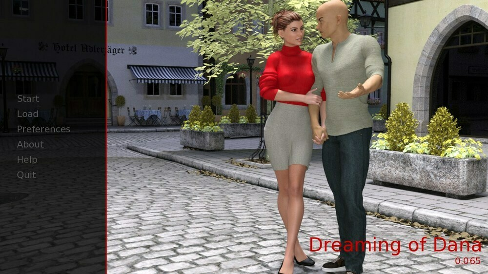 Dreaming with Dana – Version 0.095 – Update