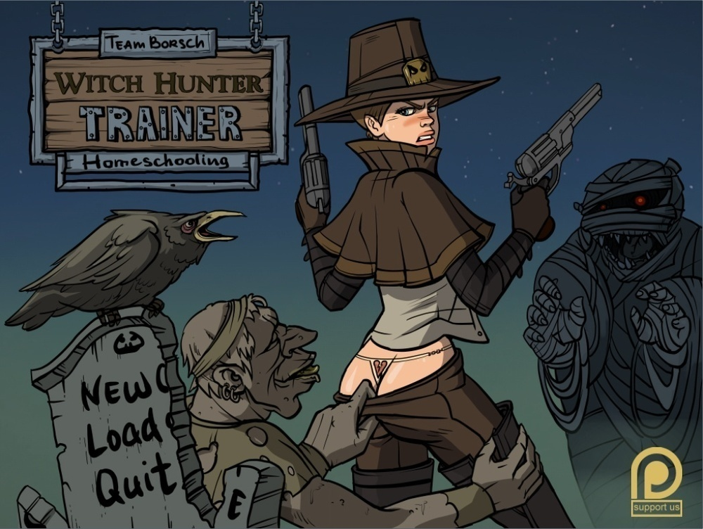 Witch Hunter Trainer - Version vEpidemic - Update