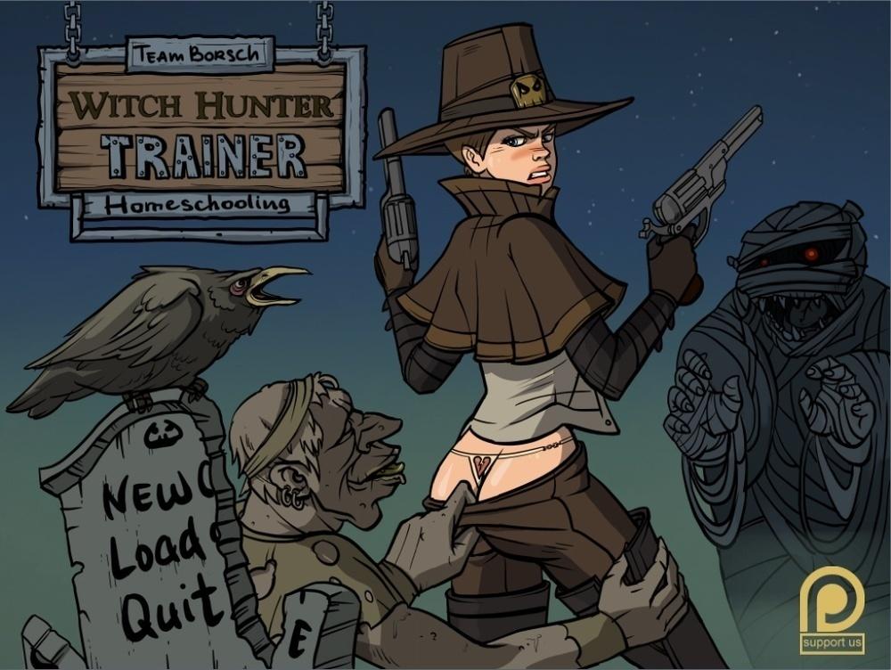 Witch Hunter Trainer – Version 0.3+ – Update