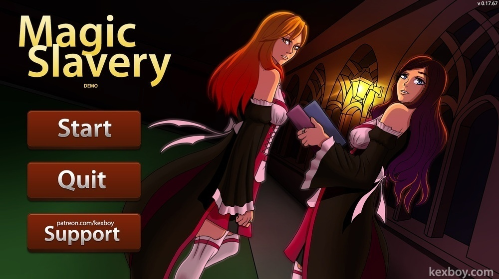 Magic Slavery – Version 0.5.0 – Update