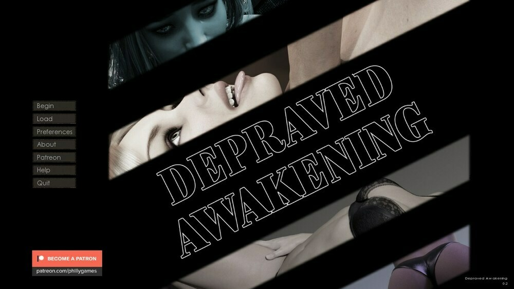 Depraved Awakening – Version 1.0 – Completed