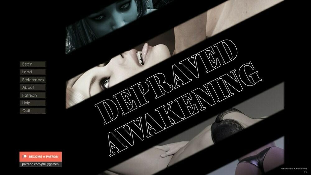 Depraved Awakening - Version 1.0 - Completed