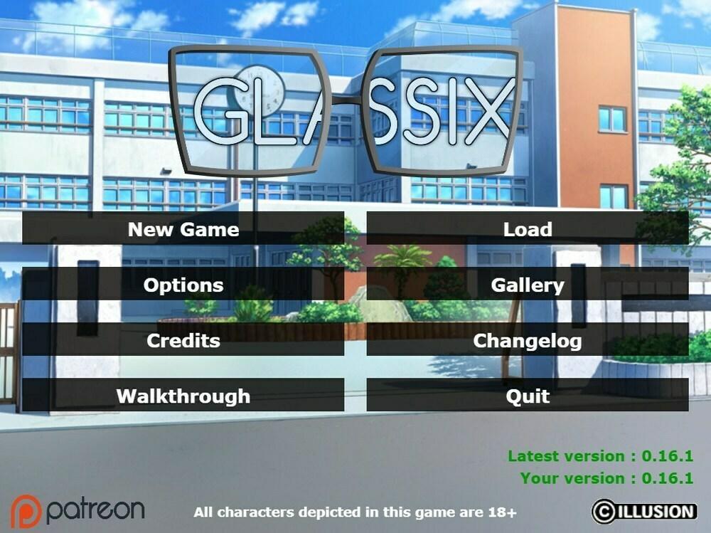Glassix – Version 0.16.1 – Update