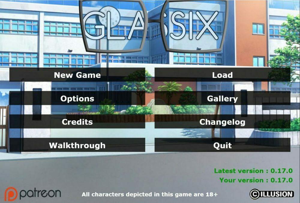 Glassix - Version 0.63.0 - Update