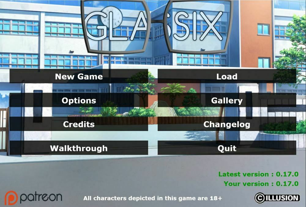 Glassix - Version 0.52.0 - Update
