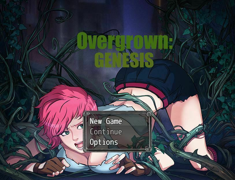 Overgrown Genesis – Version 0.09.5 – Update