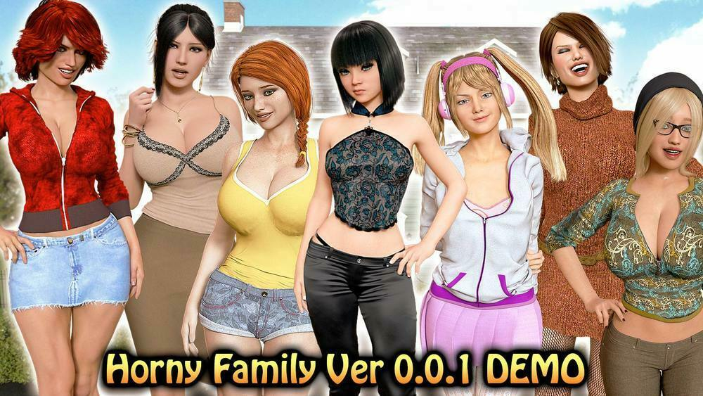 Horny Family – Version 0.0.1