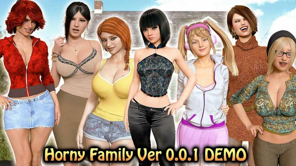 Horny Family - Version 0.0.1