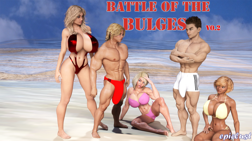 Battle of the Bulges - Version 0.8 - Update