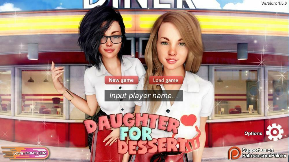 Daughter For Dessert – Version 1.0.0
