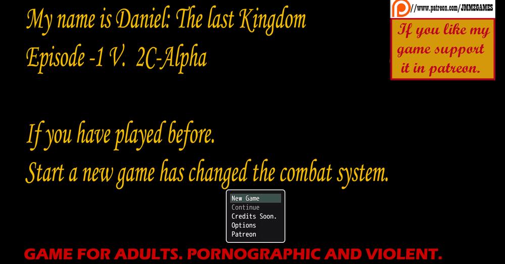 My Name is Daniel: The Last Kingdom – EP1 0.1