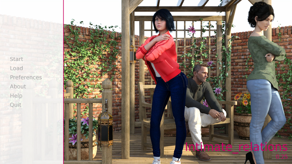 Intimate Relations – Version 0.60 – Update