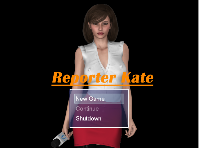 Reporter Kate - Version 1.01 - Update