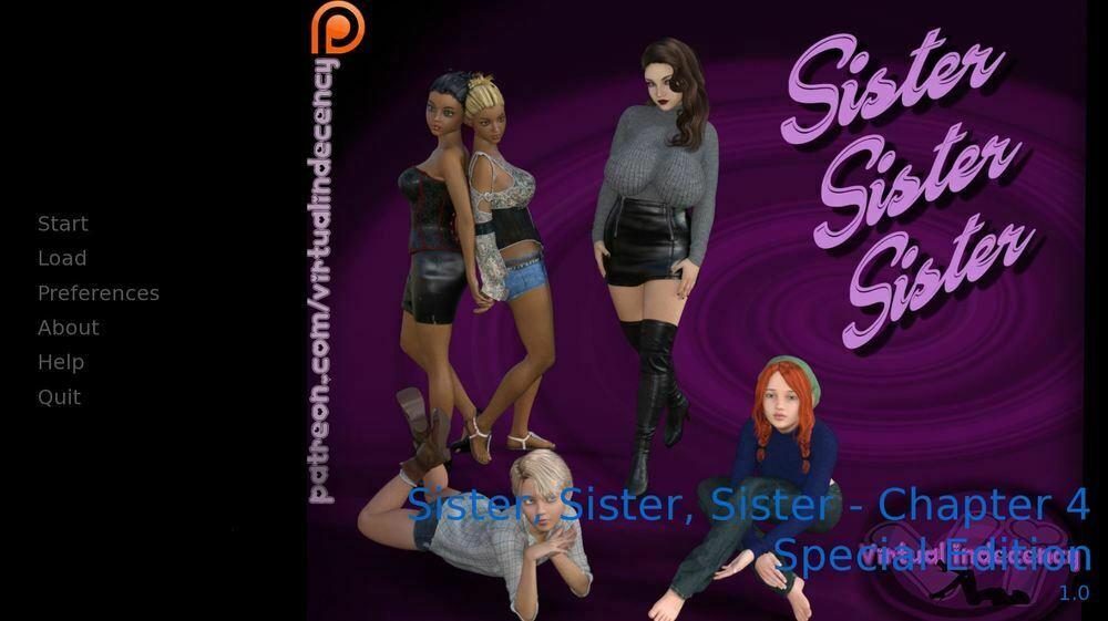 Sister, Sister, Sister – Chapter 4 SE