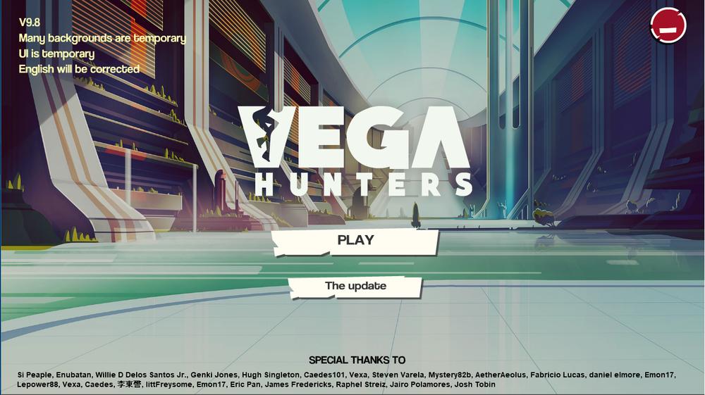 Vega Hunters – Version 9.8- Update