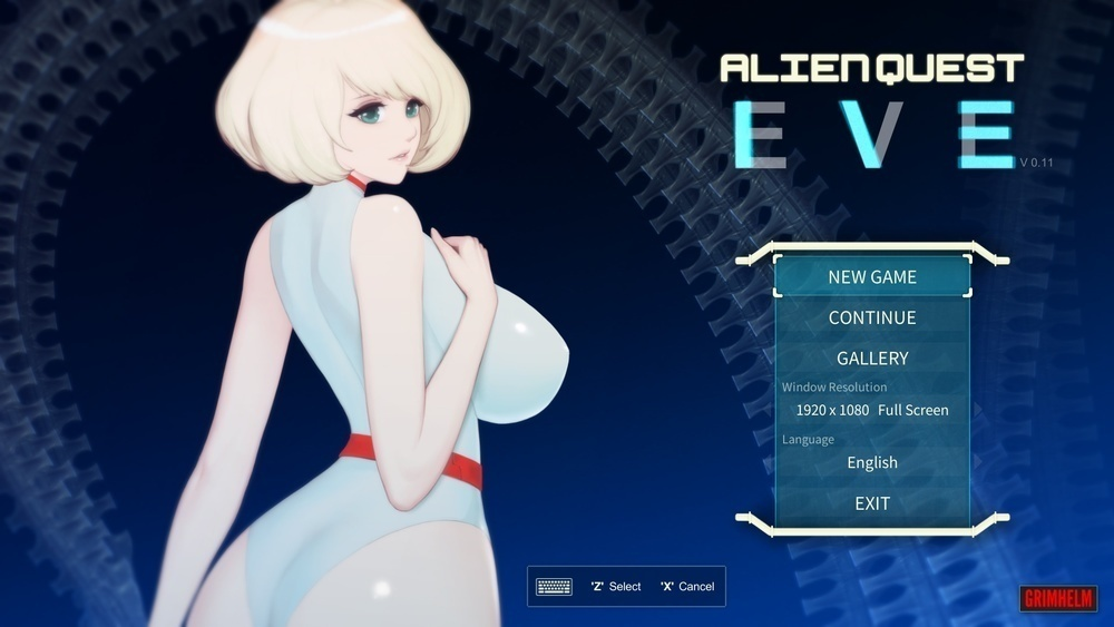 Alien Quest: Eve – Version 0.12b – Update