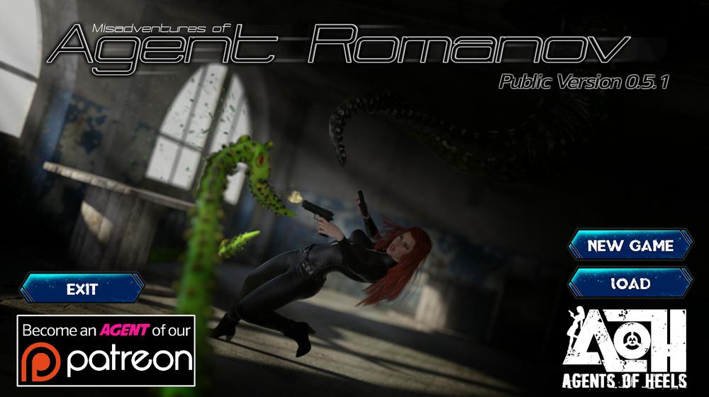 Agents of Heels: Misadventures of Agent Romanov – Version 0.5.1 – Update