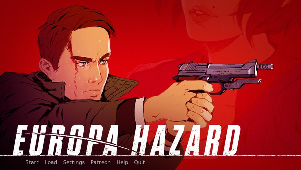 Europa Hazard – Version 0.01