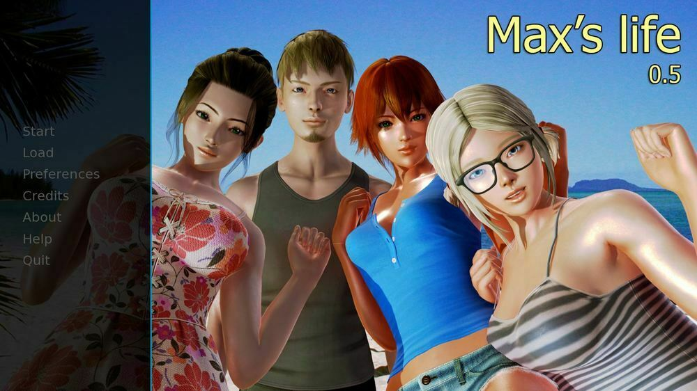 Max's Life – Version 0.5.02 – Update
