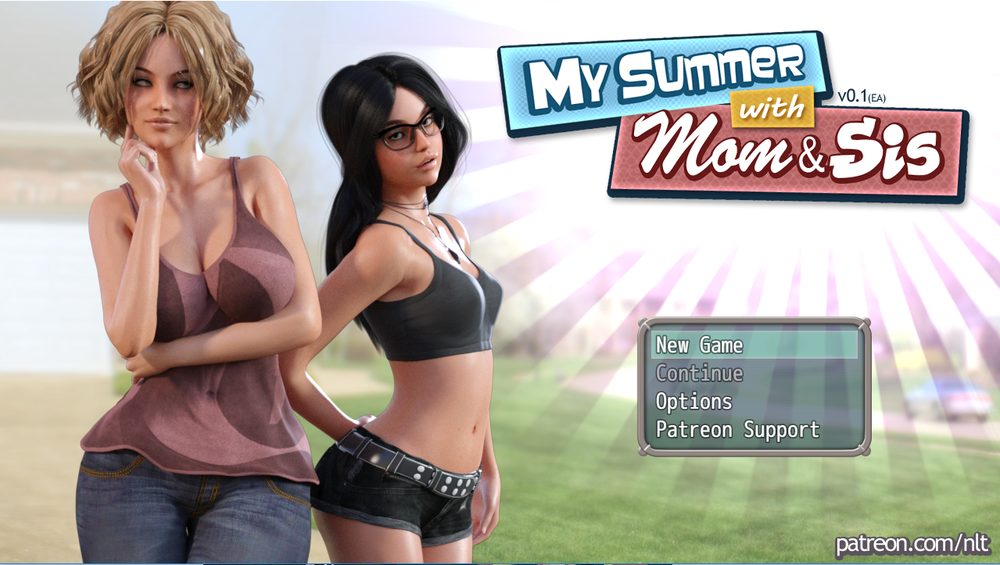 My Summer with Mom & Sis – Version 1.0 – Update
