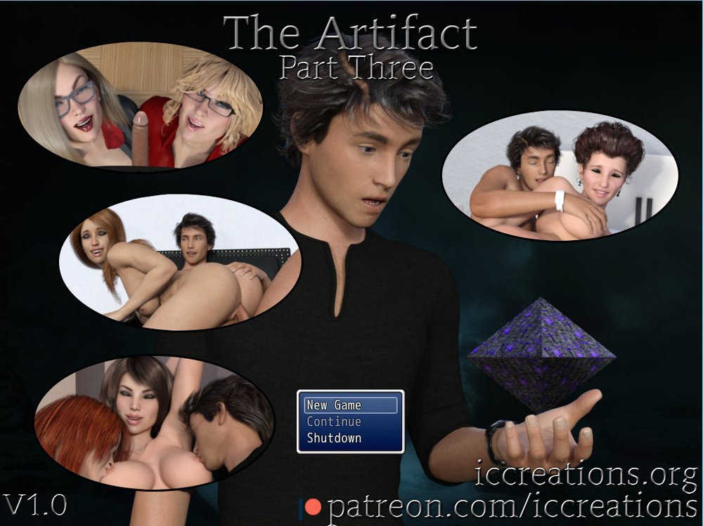 The Artifact : Part 3 – Version 1.0 + Save – Complete