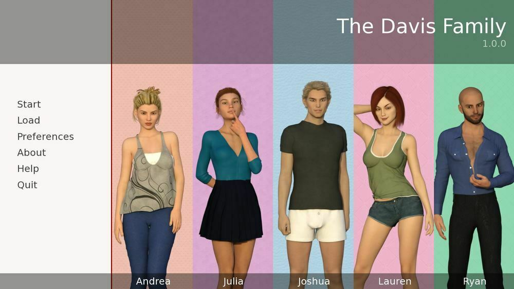 The Davis Family – Version 1.1.0
