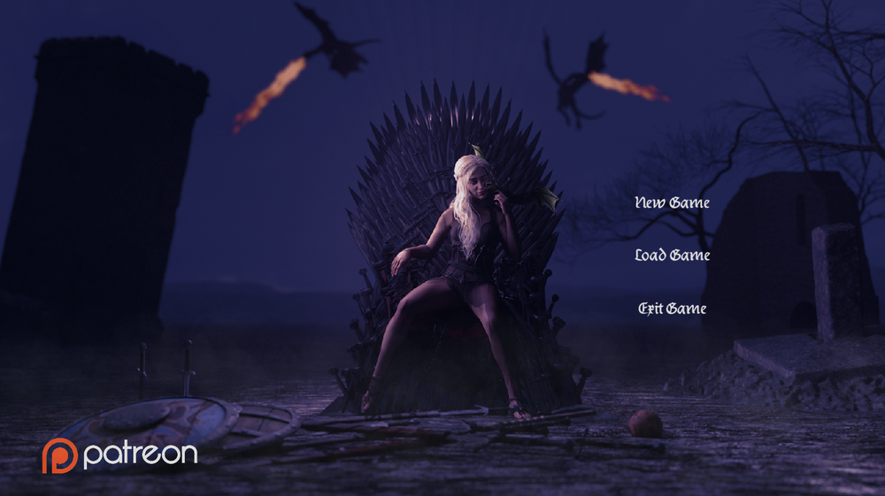 Whores of Thrones – Version 0.1 – Update