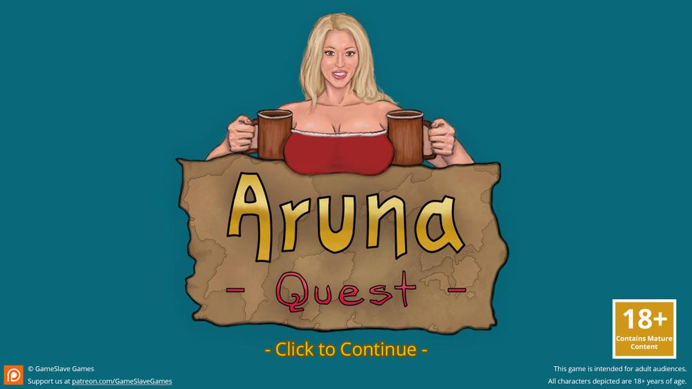 Aruna Quest - Version 0.2.0 - Update