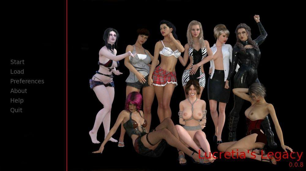Lucretias Legacy – Version 1.0 – Update