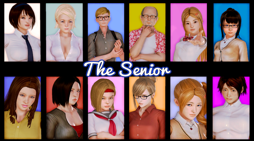 The Senior - Version 0.1.7 - Updated