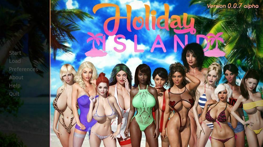 Holiday Island – Version 0.2.3.0 – Update