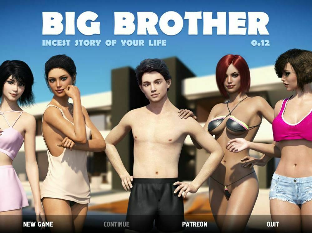 Big Brother -  Version 0.13.0.007 Cracked - Update