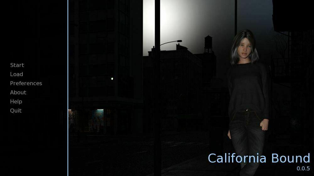 California Bound – Version 0.0.6 – Update