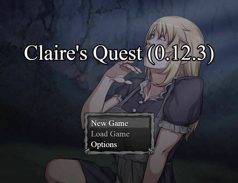 Claire's Quest – Version 0.12.3 – Update