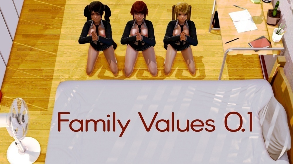 Family Values - Version 0.2 - Update