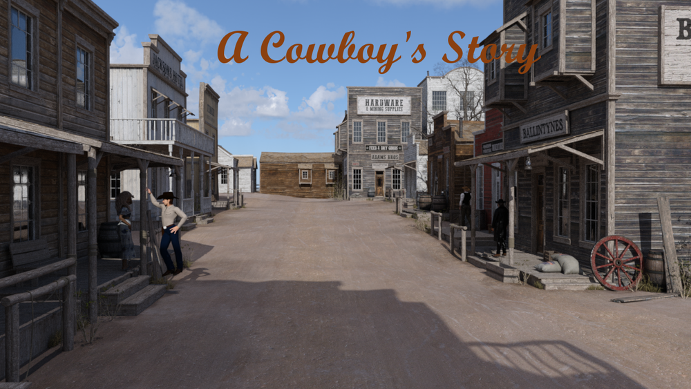 A Cowboys Story – Version 0.04
