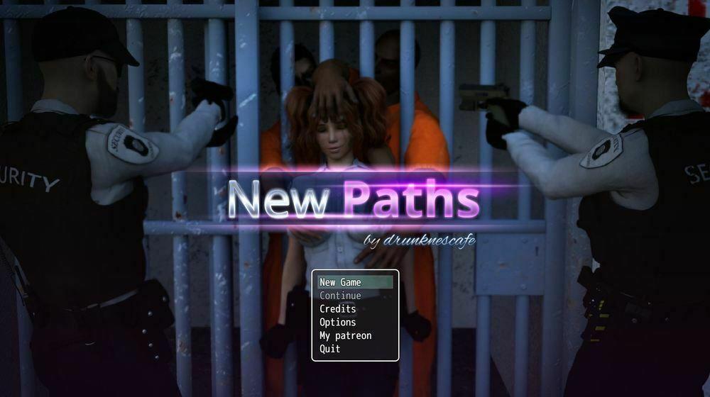 New Paths – Beta 0.04c – Update