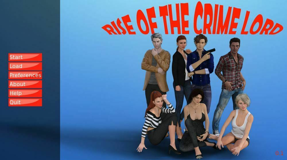 Rise of the Crime Lord – Version 0.1b – Update