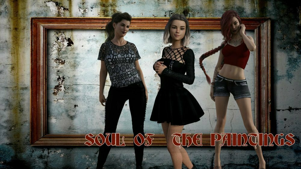 Soul of the Paintings – Version 0.9 – Update