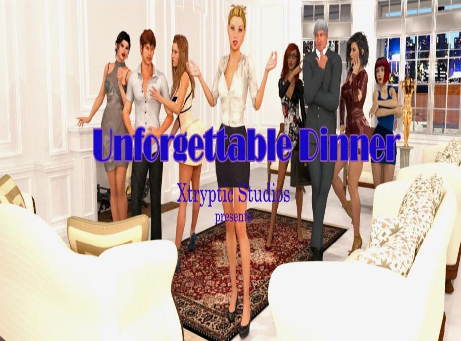 Unforgettable Dinner - Version 1.04 - Update