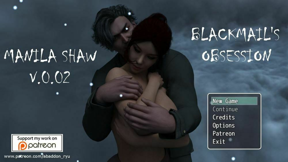 Manila Shaw: Blackmail's Obsession – Version 0.13 Extra – Update
