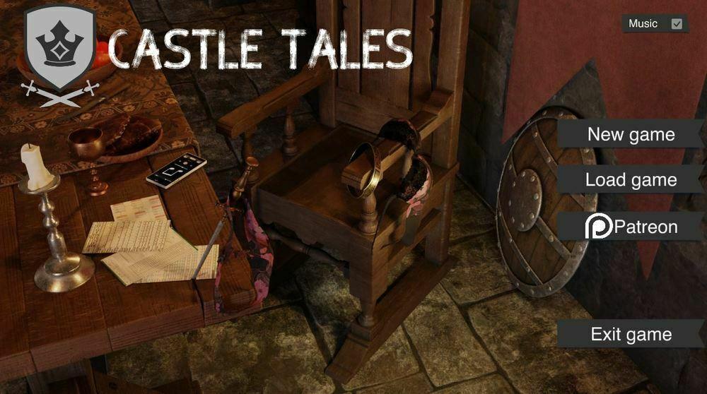 Castle Tales - Version 0.18 Fix
