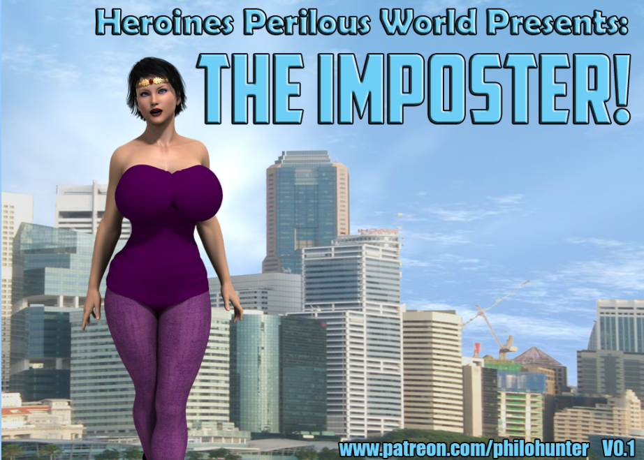 Heroines Perilous World - The Imposter - Version 0.2
