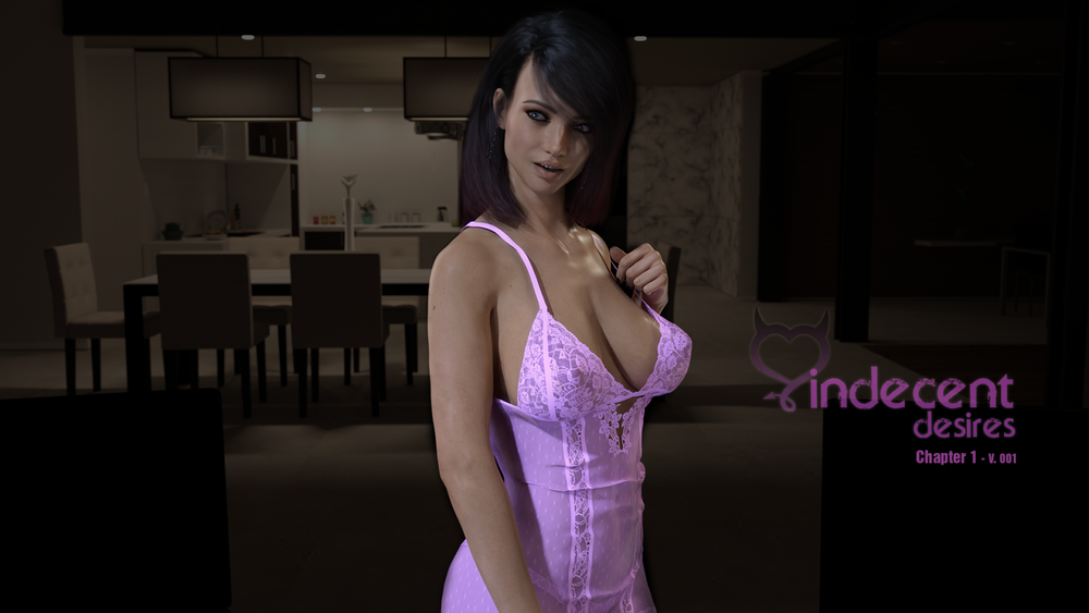 Indecent Desires – The Game – Version 0.015 & Incest Patch – Update