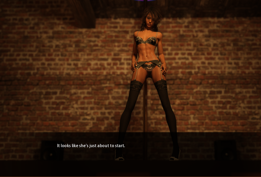 Dancer and A lustrous Stage – Demo Version