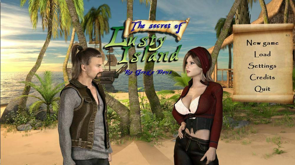 The Secret of Lusty Island - Version 0.2