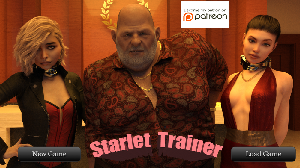 Starlet Trainer – Version 0.1
