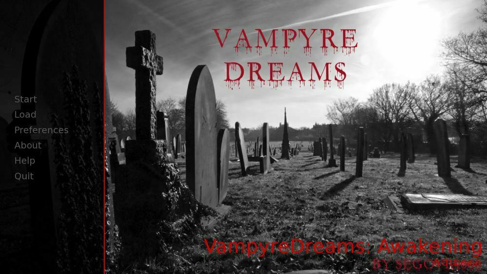 Vampyre Dreams: Awakening – Version 0.035 – Update